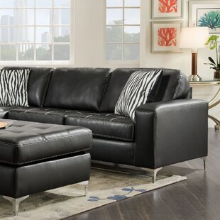 Chelsea Home Zaire Right Side Facing 1 Arm Loveseat