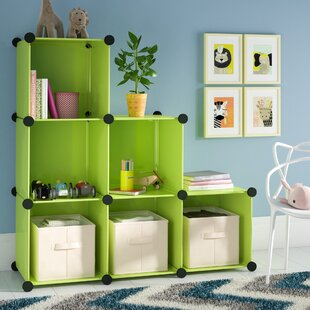 Online Reviews Magic Shelving and Storage Cube (Set of 6) By Rebrilliant