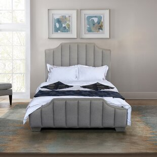 Gengler Queen Upholstered Sleigh Bed