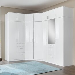 Wardrobes Fitted Amp Corner Wardrobes Wayfair Co Uk