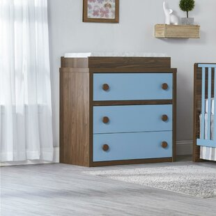 Sierra Ridge Terra 3 Drawer Chest by Little Seeds