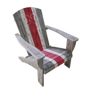 Imperial International NCAA Wood Adirondack Chair