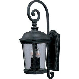 Darby Home Co Nunnally 3-Light Outdoor Wall Lantern