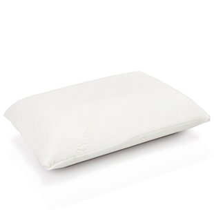Clio Medium Memory Foam Queen Pillow by Alwyn Home Great Reviews
