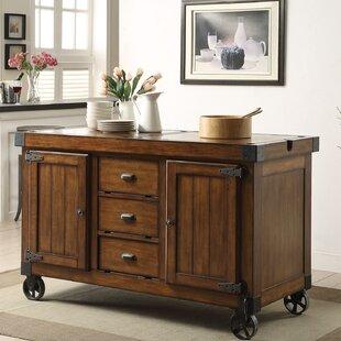 Lydney Kitchen Cart by Williston Forge