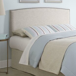 Affordable Haymarket Upholstered Panel Headboard by Three Posts