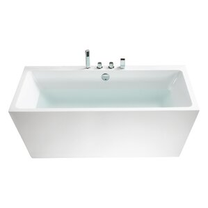 freestanding tub with faucet holes. Belvedere Bath Freestanding Tubs