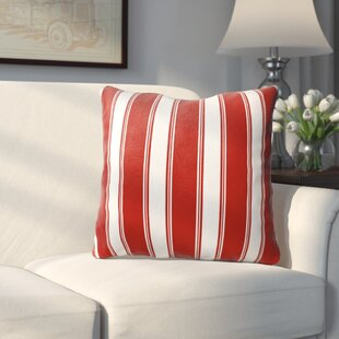 Roslyn Stripes Throw Pillow