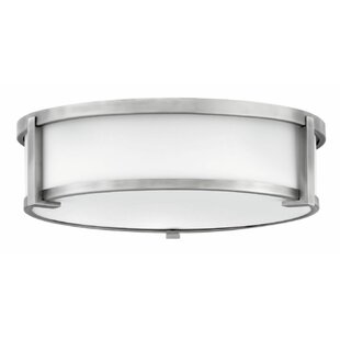 Hinkley Lighting Foyer 2-Light Flush Mount