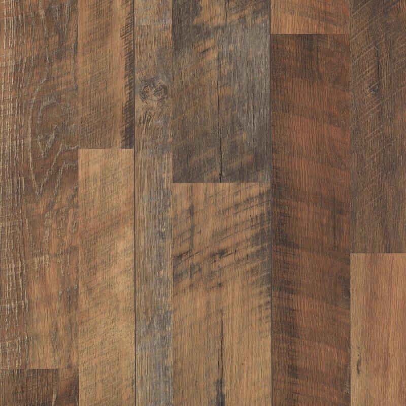 Mohawk Cashe Hills 8 X 47 X 787mm Oak Laminate Flooring In Brown