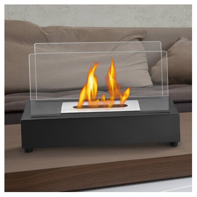 Ignis Portable Tabletop Ventless Bio Ethanol Fireplace Liberty