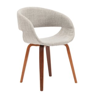 Vitagliano Upholstered Dining Chair George Oliver