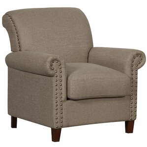 Grayville Traditional Roll Armchair by Alcot..
