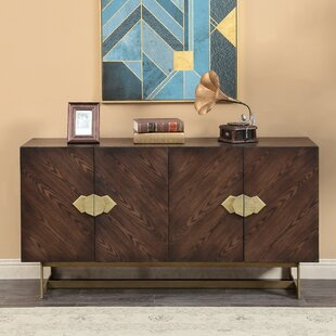 Everly Quinn Cortland Media Credenza Good Home Furniture