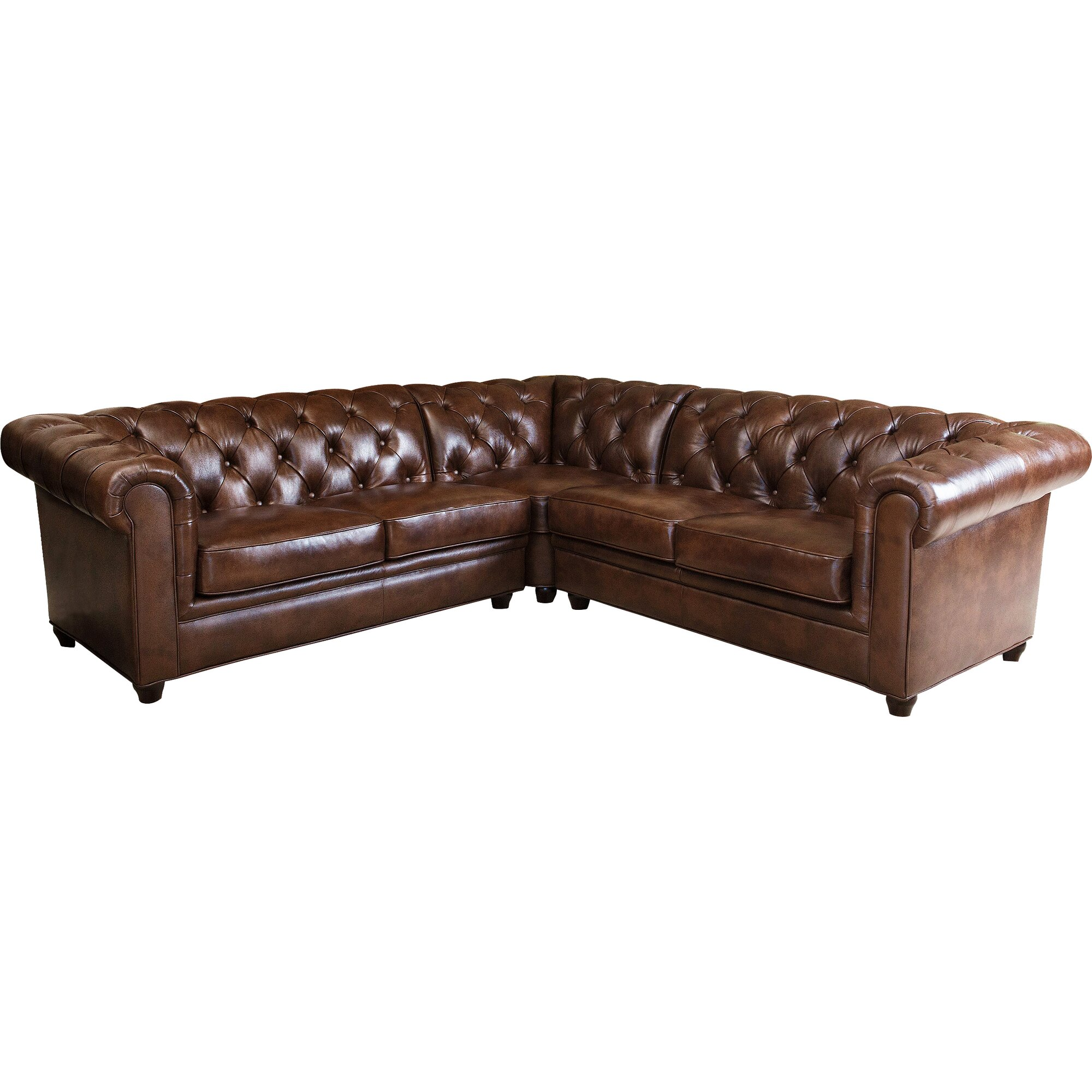 Darby Home Co Lapointe Sectional Collection & Reviews