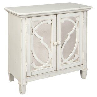 Glynis 2 Door Accent Cabinet by House of Hampton