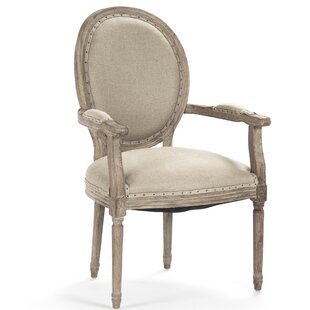 Asta Upholstered Armchair by One Allium Way