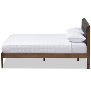 Purchase Kyler Upholstered Platform Bed by Langley Street Reviews (2019) & Buyer's Guide