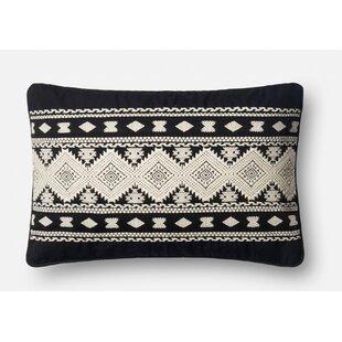 Lauderhill Cotton Lumbar Pillow by Union Rustic