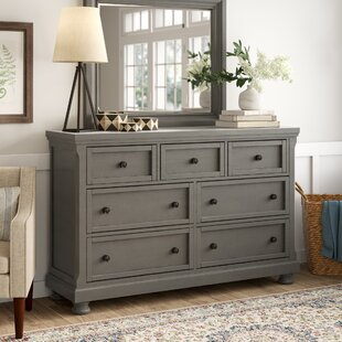 Birch Lane™ Heritage Calila 7 Drawer Dresser