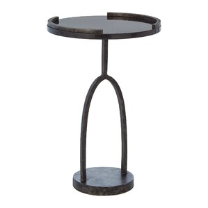 Wishbonec End Table by Global Views