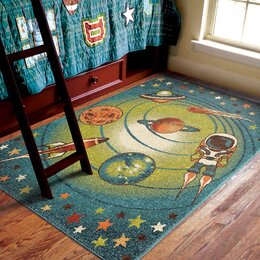 Baby Boy Room Rugs Kids' Rugs You'll Love  Wayfair