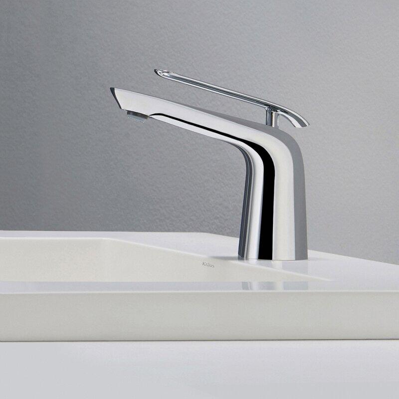 Seda Single Hole Bathroom Faucet
