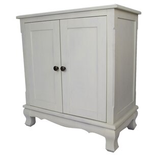 Heather Ann Creations Pinecrest 2 door Accent Cabinet
