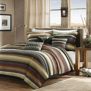 Mooresville Reversible Coverlet Set