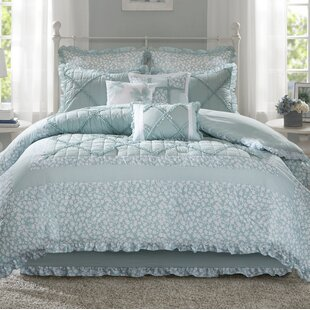 Spiritwood Lake 100% Cotton Duvet Cover Set