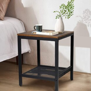 Garwood End Table with Storage