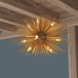 Langley Street Blaise 12-Light Sputnik Chandelier