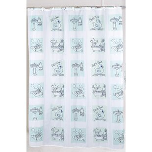 Reviews Bath Time Shower Curtain By Ben and Jonah