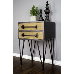 Savings Coulter End Table by Williston Forge