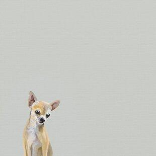 Chihuahua Art Wayfair