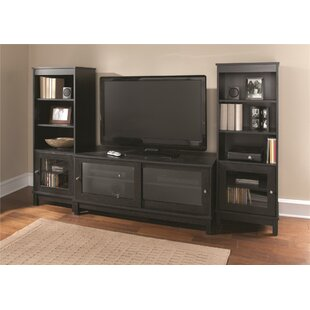 Best Kaczor Entertainment Center for TVs up to 55 by Birch Lane™ Heritage Reviews (2019) & Buyer's Guide