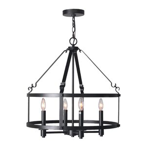 Woodbridge Lighting Revere 4-Light Foyer Pendant