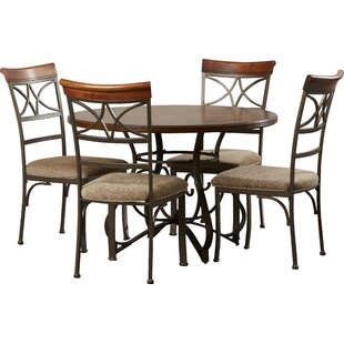 Coan 5 Piece Dining Set