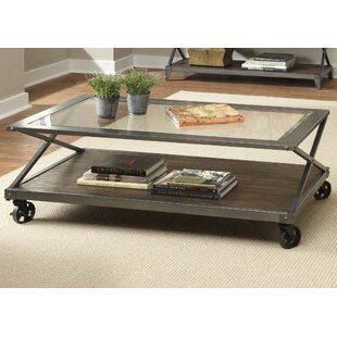 Adelle Coffee Table by 17 Stories Great Reviews