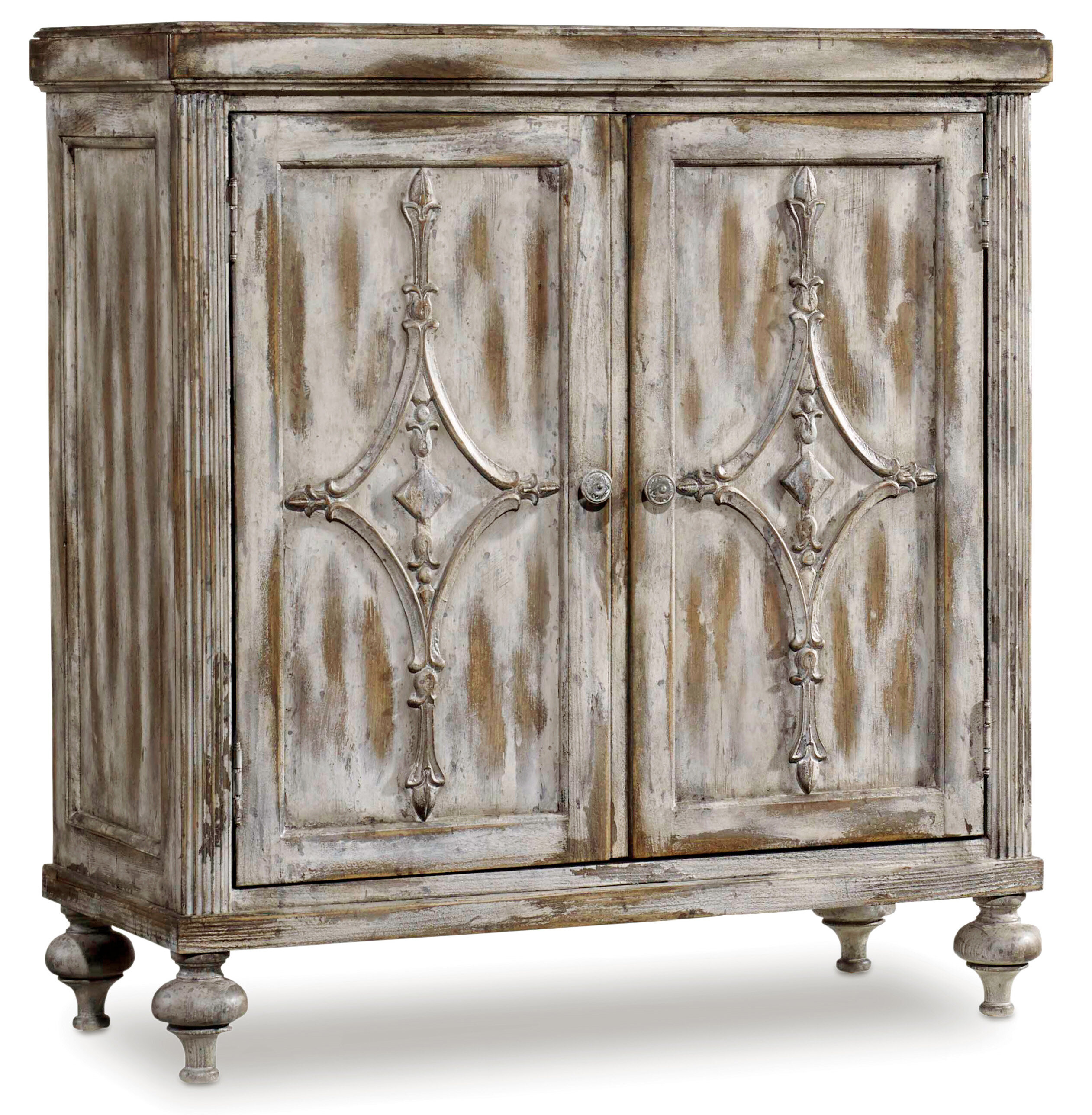 Hooker Furniture Chatelet Hall 2 Door Accent Cabinet & Reviews