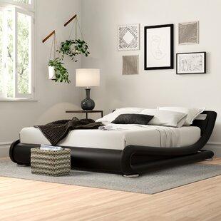 Kyara Upholstered Bed Frame By Zipcode Design