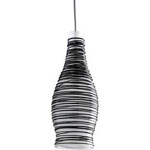 Illuma-Flex 1-Light Mini Wine Bottle Track Pendant