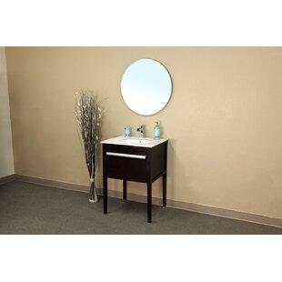 Bellaterra Home Kirkwood Bathroom Mirror