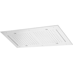 AGM Home Store Rectangular Ceiling Built-in Rain Shower Head