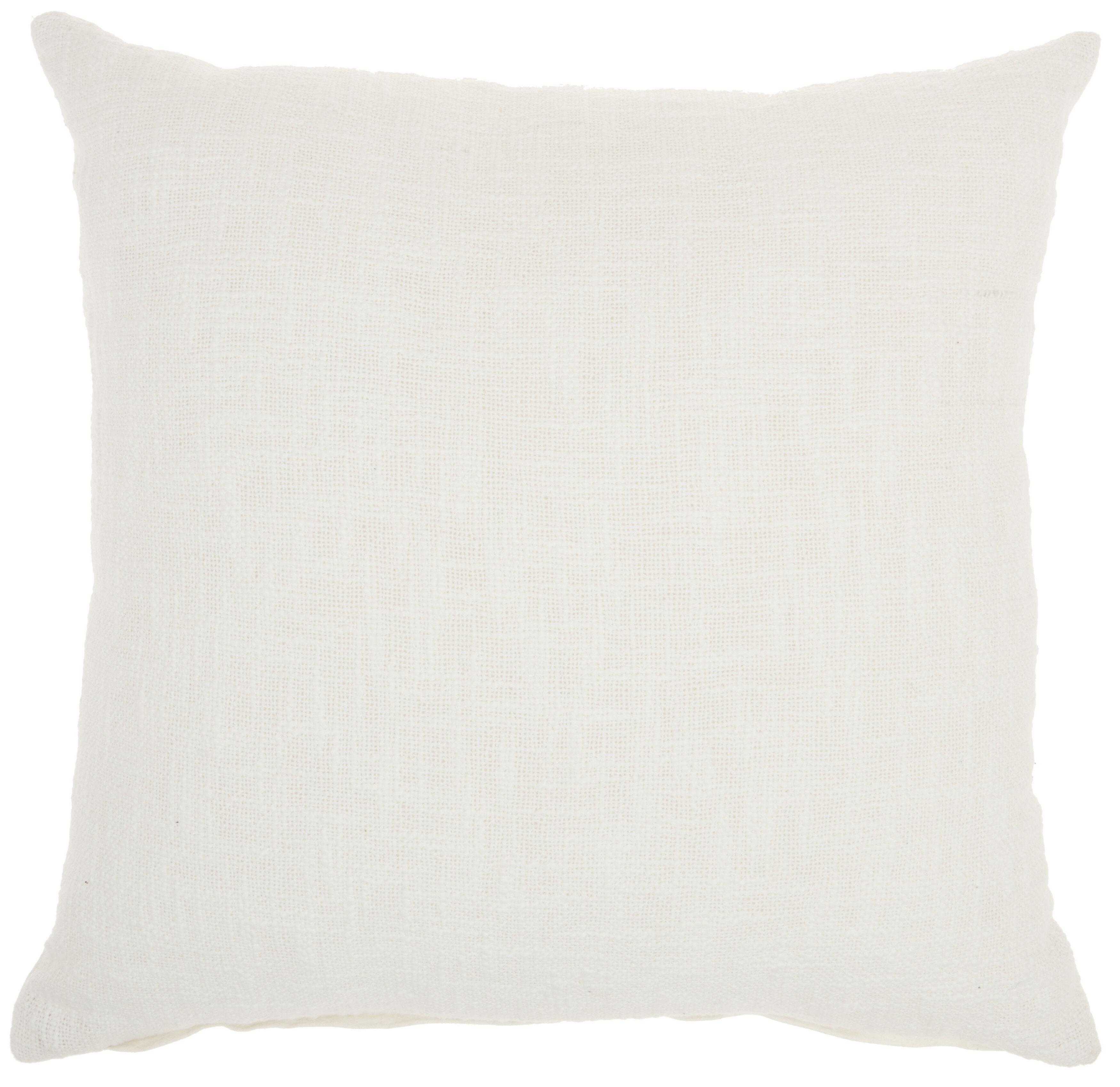 100 Cotton Throw Pillows Free Shipping Over 35 Wayfair