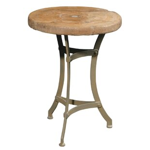 Tripod End Table by Furniture Classics