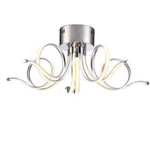 Alondra Semi Flush Mount b..