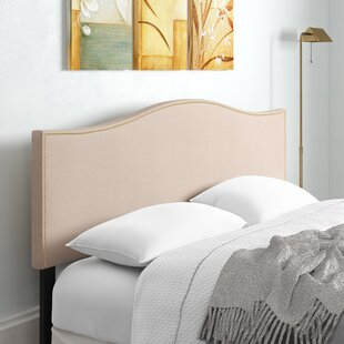 Fitzsimmons Upholstered Panel Headboard