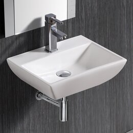 Delicieux Wall Mounted Sinks