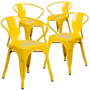 Rucker Patio Dining Chair by Wrought Studio